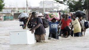 Fuertes lluvias dejan al menos dos fallecidos en Haití