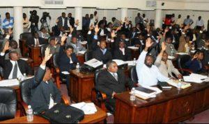 Fiscalía de Haití abre acción pública contra profanadores del Senado