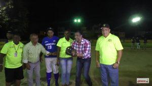 Celebran este viernes final torneo softbol Juegos Los Mina