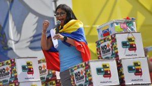 VENEZUELA: Denunciarán supuesta vinculación Guaidó con grupo criminal