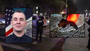 Confirman oficialmurió por disparos de compañeros