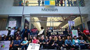 Detienen a 76 personas manifestantes pro inmigrantes