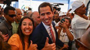 VENEZUELA: Guaidó dice Maduro distrae atención con polémicas fotos