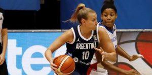 R.Domicana se impone Argentina y termina séptima en la Americup