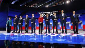 Venezuela, inmigración, salud y racismo en debate demócrata EU