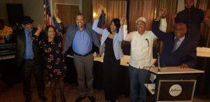 Dirigentes seccional PRM en Long Island reiteran apoyo a Hipólito
