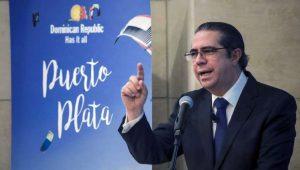 NUEVA YORK: Ministro dominicano de turismo promueve seguridad RD