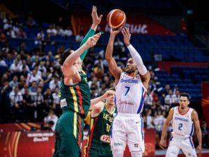 RD concluye Mundial FIBA 2019 con derrota ante Lituania