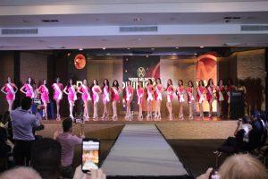 "Presentan candidatas Miss Mundo RD ""Belleza con un Propósito"""