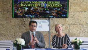 El PNUD selecciona la Alcaldía del DN como un modelo de transparencia