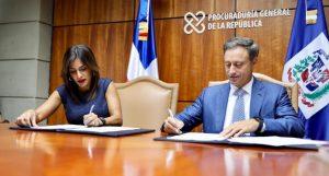 RD y PR firman acuerdo para prevenir violencia de género