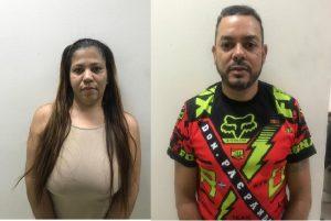 Apresan en RD a hombre y mujer acusados de delinquir en EE.UU.