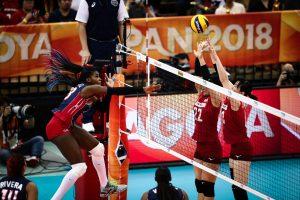 Voleibol RD debutará ante Japón en Copa del Mundo