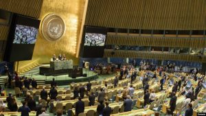Venezuela, Irán y cambio climático son principales temas Asamblea ONU