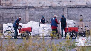 CND ha recolectado más de 250 mil libras de residuos plásticos