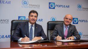 """El Banco Popular se adhiere a los """"principios de banca responsable"""""""