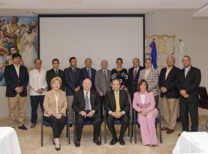 Juramentan a Herrera Pellerano como presidente Consejo de APEC