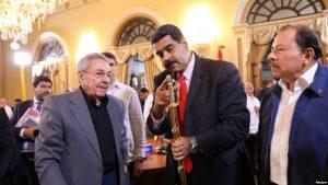 Cuba condena las sanciones de los EEUU a su expresidente Raúl Castro