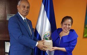 RD y El Salvador impulsan proyecto de colaboración en diversas áreas