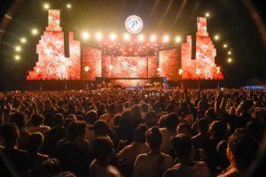 Cerveza Presidente cierra el verano a ritmo de música urbana