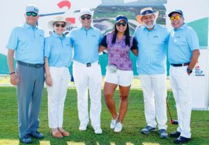 Marcel Olivares y César Rodríguez repiten título Torneo de Golf COPARDOM