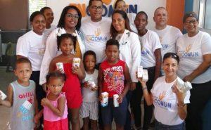 Fundación realiza operativo médico-pediátrico