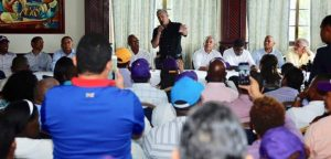 SAMANÁ: Gonzalo Castillo dice pondrá su propia estampa al gobierno