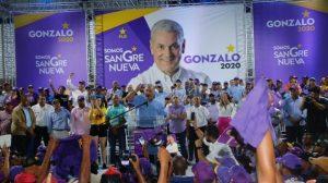 Gonzalo Castillo dice la verdadera encuesta será hecha el 6 de octubre