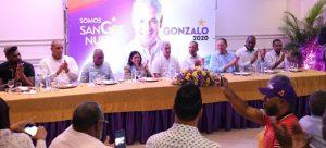 Gonzalo Castillo recibe apoyo de más de 100 centros deportivos y sociales