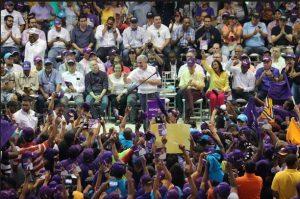 Gonzalo dice miles dominicanos desean sangre nueva y renovación