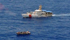 PUERTO RICO: Guardia Costera de EU repatria 46 migrantes dominicanos