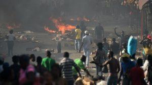 HAITI: Puerto Príncipe está bloqueada en protestas por escasez combustible