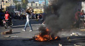 Protestas en Haití afectan el comercio fronterizo con República Dominicana