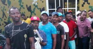 Migración deportó 895 haitianos de 1,078 que detuvo durante operativos