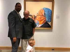 PENSILVANIA: Dominicano Rigo Peralta expone obra en museo de Allentown