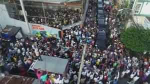Leonel destaca barrios de la Capital le darán triunfo en primarias del PLD