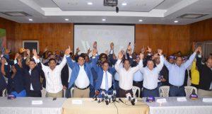 Marcos Cross dice PLD en Europa se integra a la campaña de Leonel