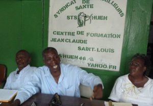 Sindicato de salud haitiano amenaza con huelga en hospitales públicos