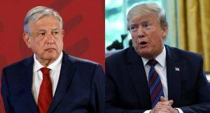 MEXICO: Presidentes López Obrador y Donald Trump hablan por teléfono