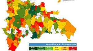 Diez ayuntamientos encabezan el ranking del SISMAP Municipal