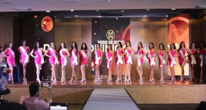 Presentan candidatas Miss Mundo Dominicana 2019