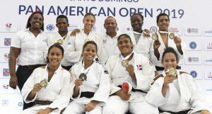RD se corona campeón de la Copa del Caribe de Judo