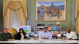 Al margen de Guaidó, Maduro logra acuerdo con partidos opositores