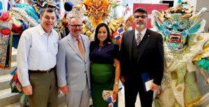 FLORIDA: Turismo RD se une a alcaldía Orlando para celebrar Mes de la Hispanidad