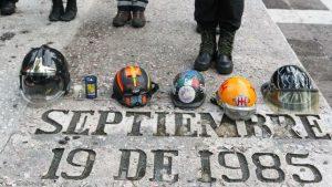 México recuerda sismos de 1985 y 2017 con un macrosimulacro