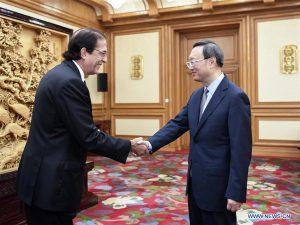 Ministro RD gestiona incremento exportaciones dominicanas a China