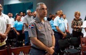 Tribunal desestima querella contra el subjefe de la Policía Nacional de RD