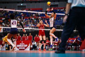 China y Rusia vencen República Dominicana en Mundial de Voleibol