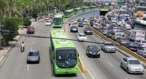 OMSA refuerza Corredor de la 27 de Febrero con 37 nuevos autobuses