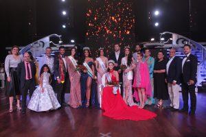 Alba Marie Blair es coronada nueva Miss Mundo Dominicana 2019
